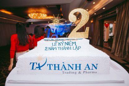 Bánh kem sinh nhật Công Ty Thành An