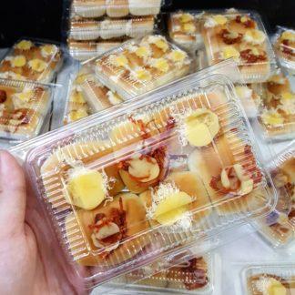 Bánh phô mai dăm bông mini