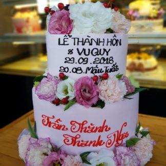 Mau banh cuoi - Tran Thanh - Thanh Nga (1)