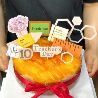 Bông lan trứng muối ngày nhà giáo Việt Nam 20-11