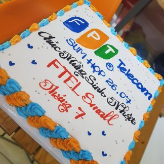 Bánh sinh nhật công ty FPT
