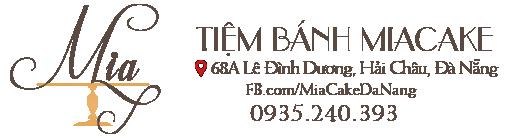 Tiệm bánh MiaCake Đà Nẵng